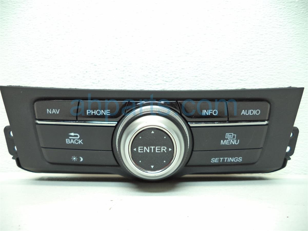 2013 Honda Accord NAVIGATION CONTROL below radio 39170 T2A A81 39170T2AA81 Replacement