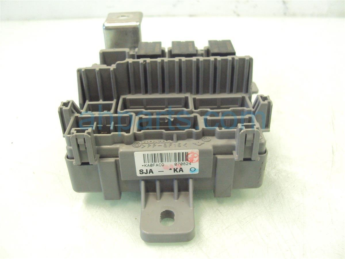 2008 Acura RL PSSNGR DASH FUSE BOX 38210 SJA A01 38210SJAA01 Replacement