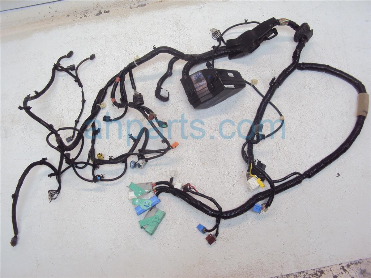 Honda pilot wiring headlight harness replacement