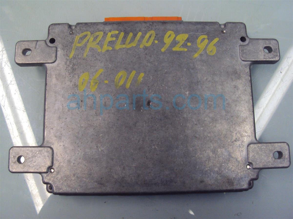 1992 Honda Prelude ABS COMPUTER GOOD USED OEM 39790 SS0 A01 39790SS0A01 Replacement