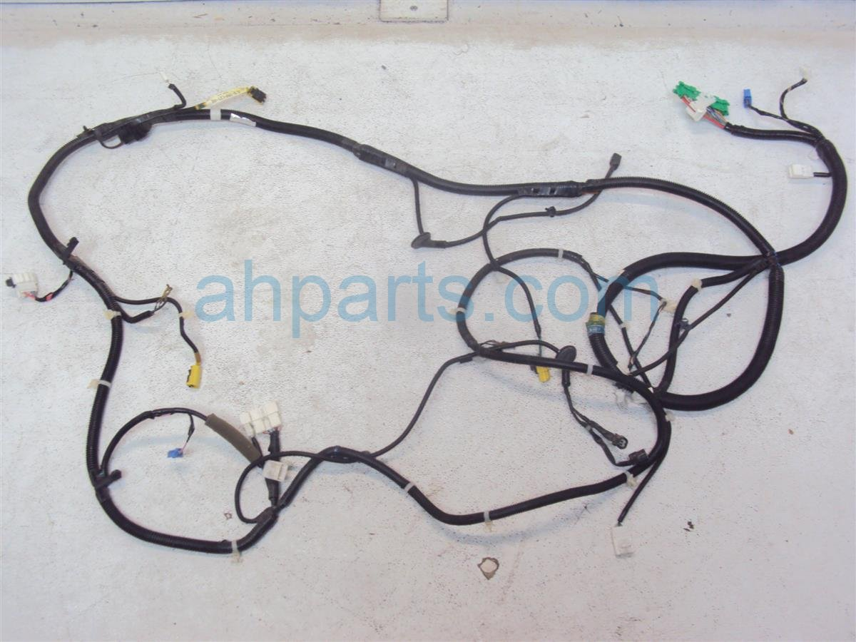 2010 Honda Insight Driver FLOOR HARNESS 32107 TM8 C00 32107TM8C00 Replacement