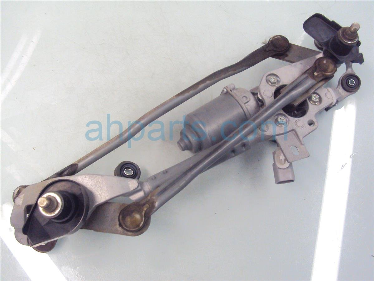 2010 Honda Insight Front arms WINDSHIELD WIPER MOTOR 76505 TM8 A01 76505TM8A01 Replacement