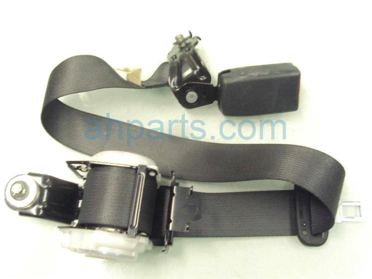 2008 Acura RL Rear RR M SEAT BELT GRAY 04827 SJA A03ZA 04827SJAA03ZA Replacement