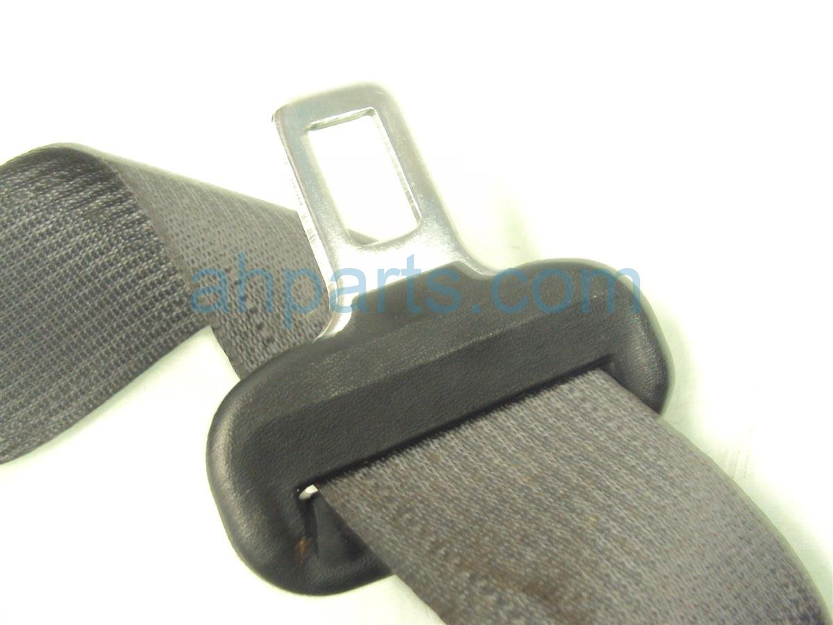 2008 Acura RL Rear Passenger Seat Belt Black 04824 SJA A01ZA Replacement