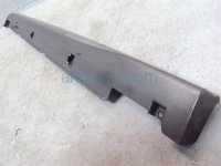 2002 Acura RSX Trim Driver SIDE SKIRT ROCKER MOLDING GRAY 71850 S6M L00ZH 71850S6ML00ZH Replacement