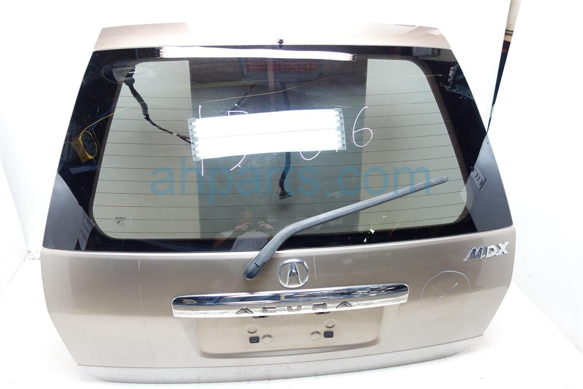 Buy  500 2003 Acura Mdx Deck Lid Rear Liftgate Door