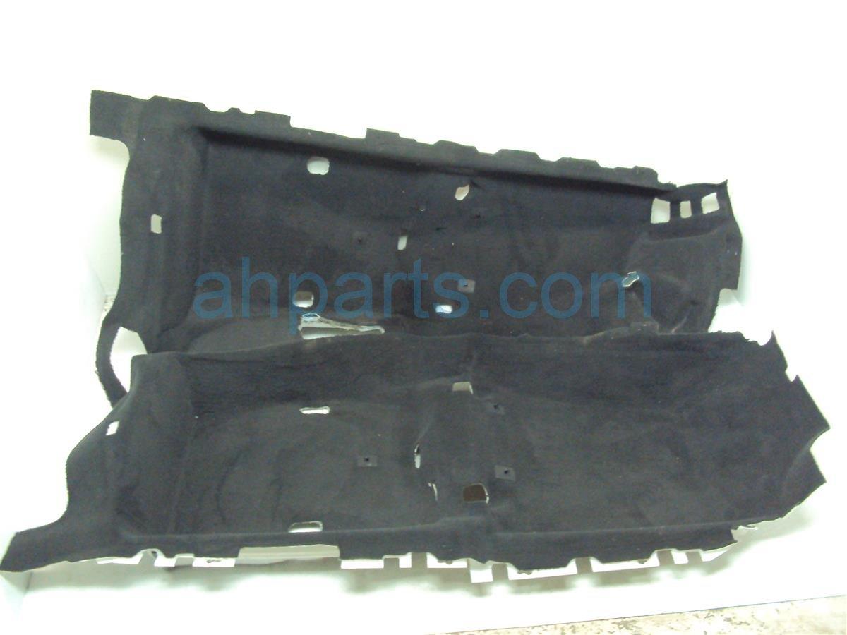 2008 Acura RL Front ground FLOOR CARPET BLACK 83301 SJA A01ZA 83301SJAA01ZA Replacement