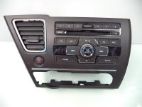 2014 Honda Civic AM FM CD RADIO 39170 TR3 A31 39170TR3A31 Replacement