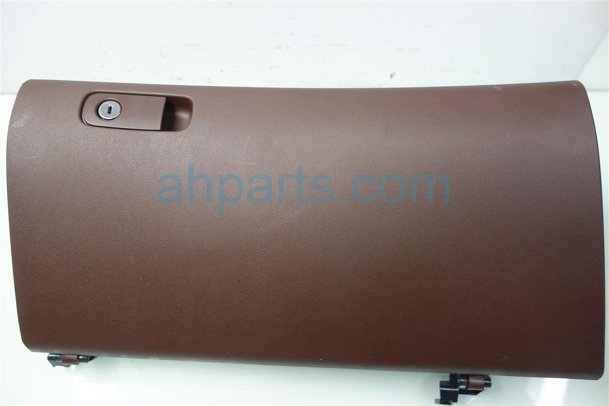 2007 Acura MDX GLOVE COMPARTMENT BOX DARK BROWN 77500 STX A01ZD 77500STXA01ZD Replacement