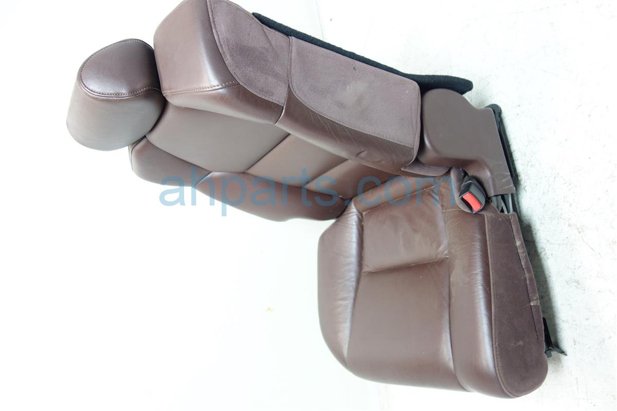 2007 Acura MDX Rear back 2nd row 2ND ROW Passenger SEAT DARK BROWN 81321 STX A01ZD 81321STXA01ZD Replacement
