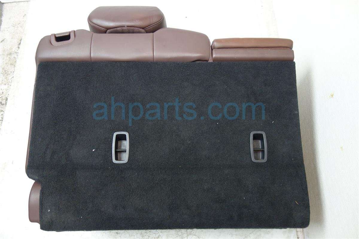 2007 Acura MDX Rear back 2nd row 2ND ROW Driver SEAT DARK BROWN 81721 STX A01ZD 81721STXA01ZD Replacement