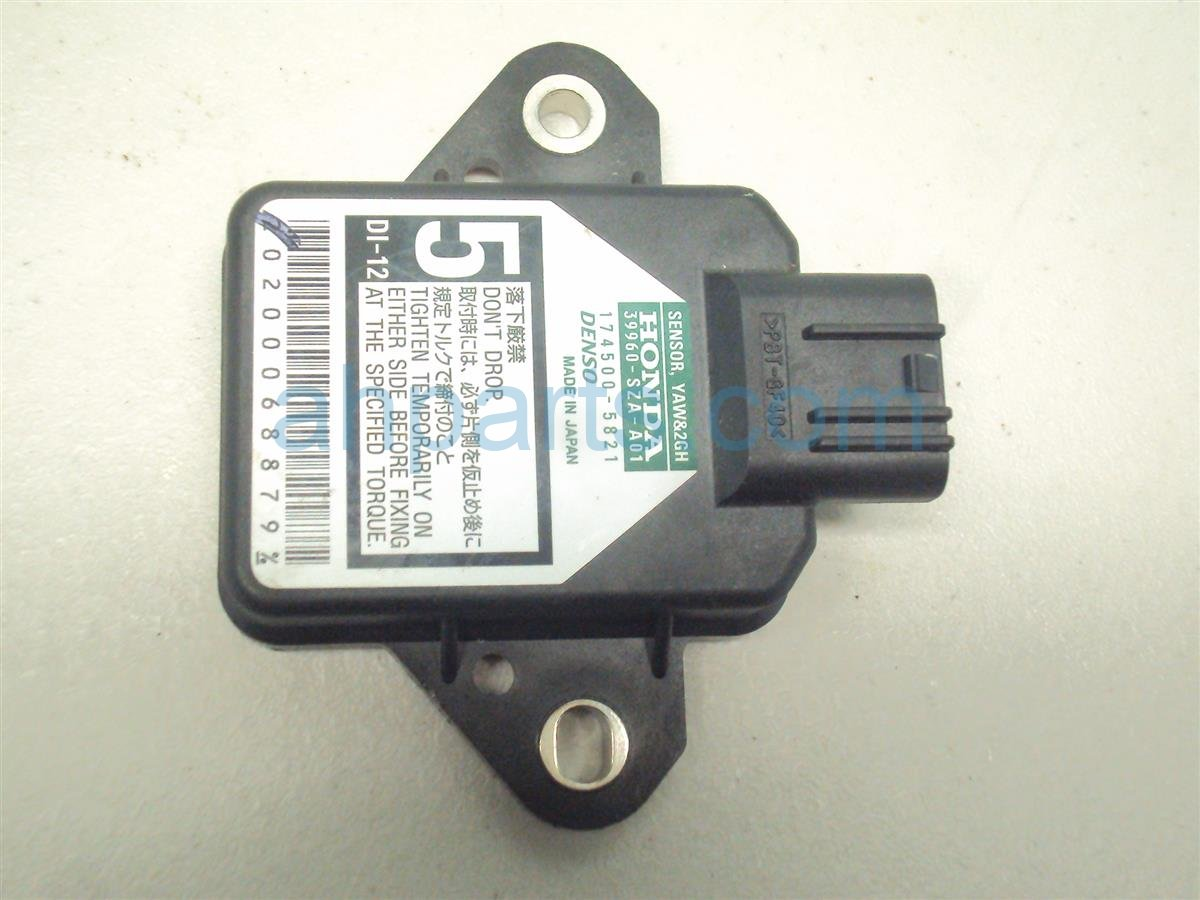 2009 Honda Pilot Yaw And G Rate Sensor 39960 SZA A01 Replacement