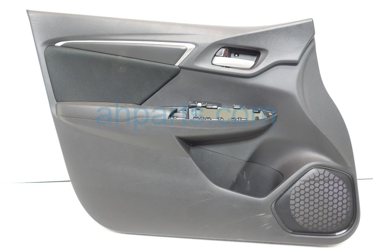 2015 Honda FIT Trim liner Front driver DOOR PANEL no window switch 83550 T5A A01ZA 83550T5AA01ZA Replacement