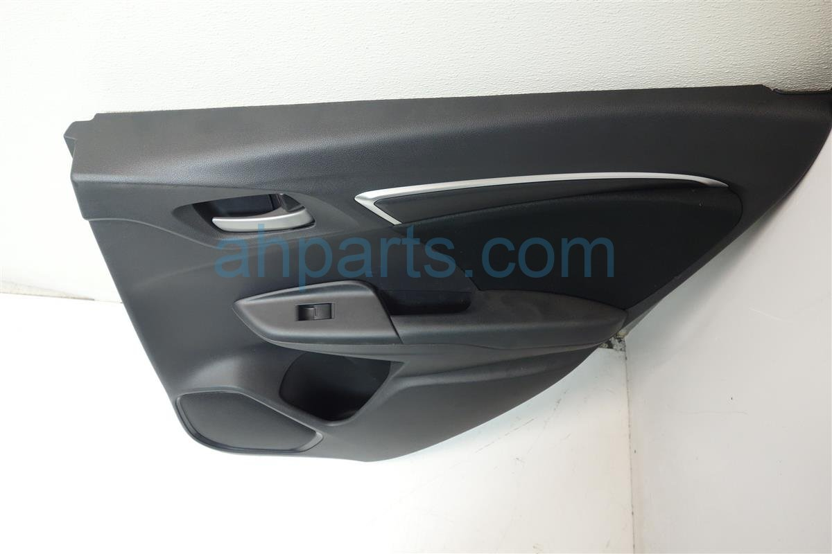 2015 Honda FIT Trim liner Rear passenger DOOR PANEL COMPLETE BLACK 83700 T5A A01ZA 83700T5AA01ZA Replacement