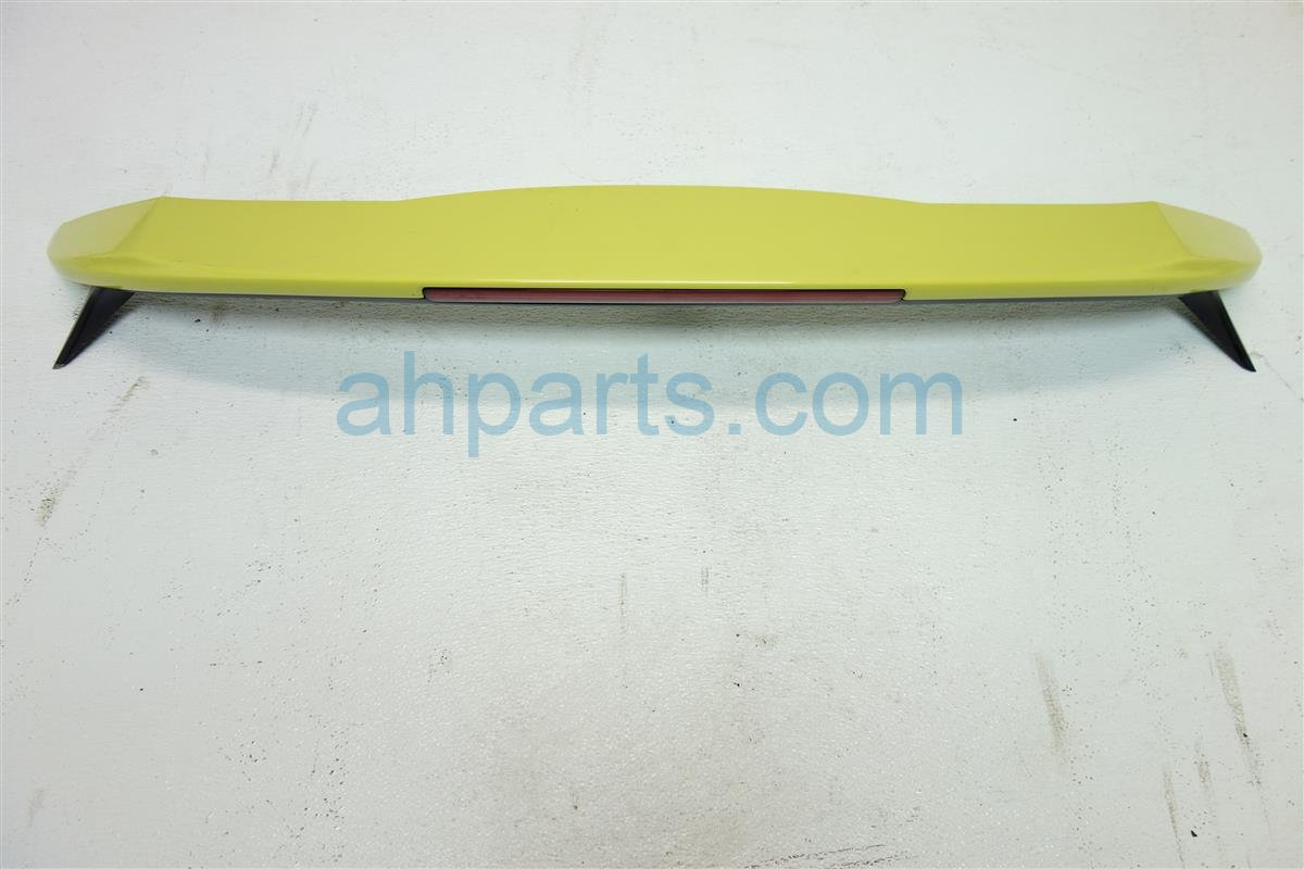 2015 Honda FIT Trunk REAR SPOILER WING YELLOW 74910 T5C 023ZK 74910T5C023ZK Replacement