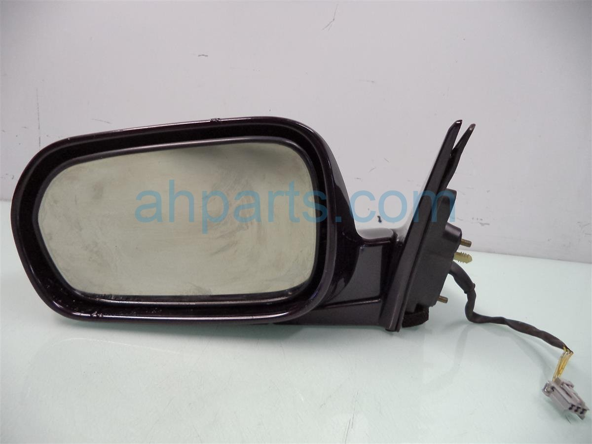 2000 Honda Accord Driver SIDE REAR VIEW MIRROR purple 76250 S4K A41ZB 76250S4KA41ZB Replacement