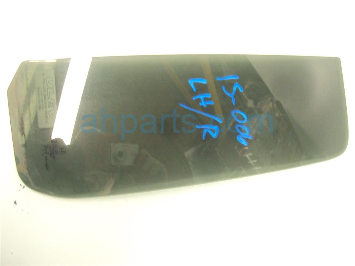 2009 Honda Pilot Window Rear left door vent glass TINTED 73450 SZA A10 73450SZAA10 Replacement