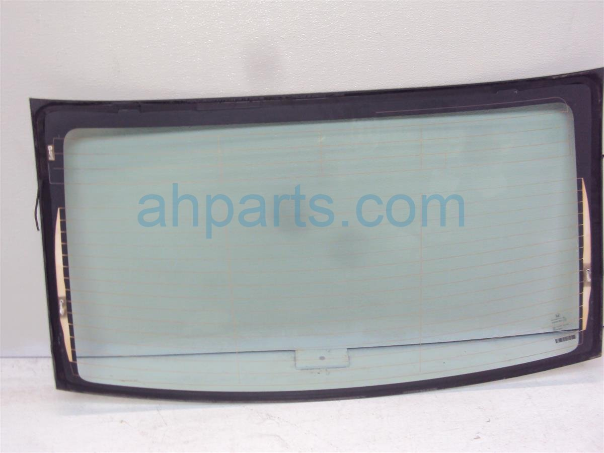 2014 Honda Civic REAR BACK GLASS WINDSHIELD Replacement