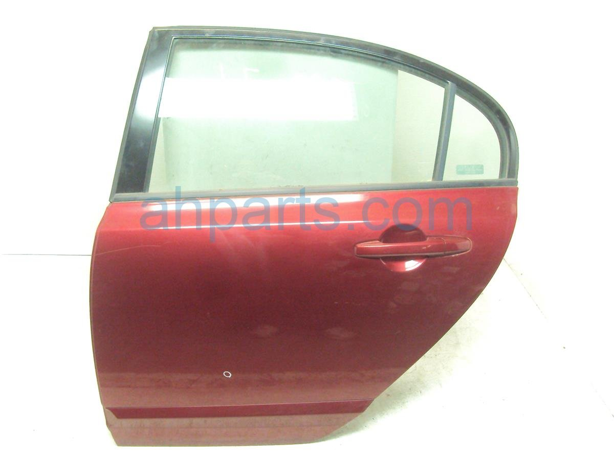2007 Honda Civic Rear driver DOOR COMPLETE no inside panel 32751 SNA A01 32751SNAA01 Replacement