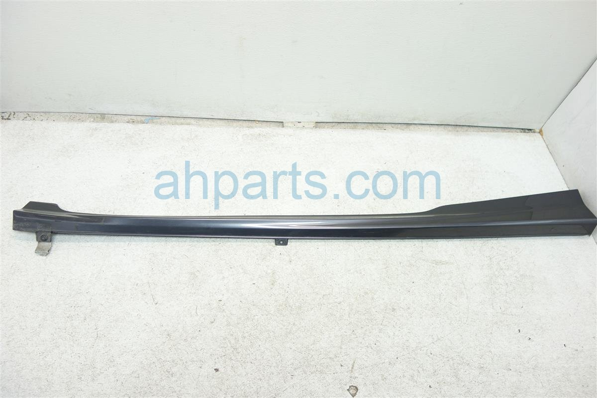2014 Honda Civic Trim 2DR DRIVER ROCKER MOLDING SKIRT GRAY 08F04 TS8 1B0A 08F04TS81B0A Replacement