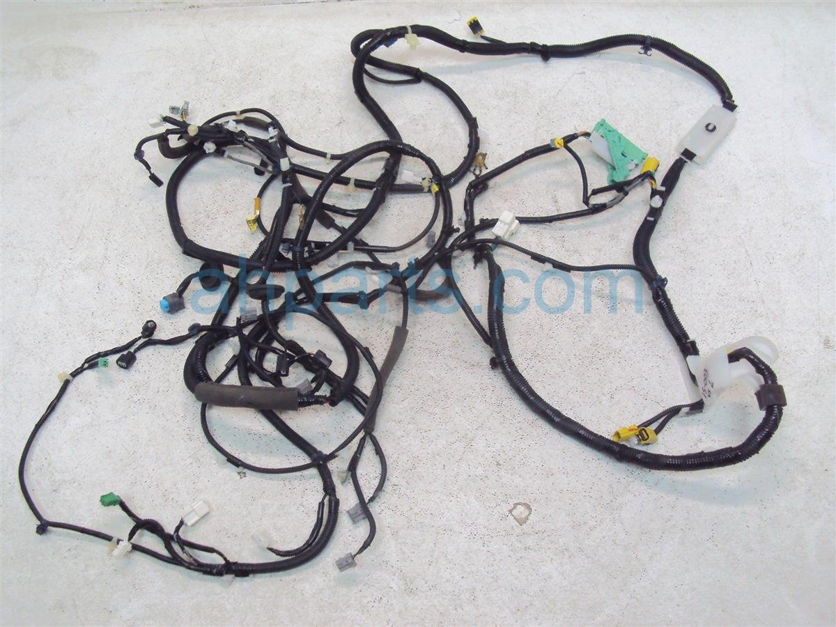 2013 Honda Accord Driver FLOOR HARNESS 32160 T2A A00 32160T2AA00 Replacement