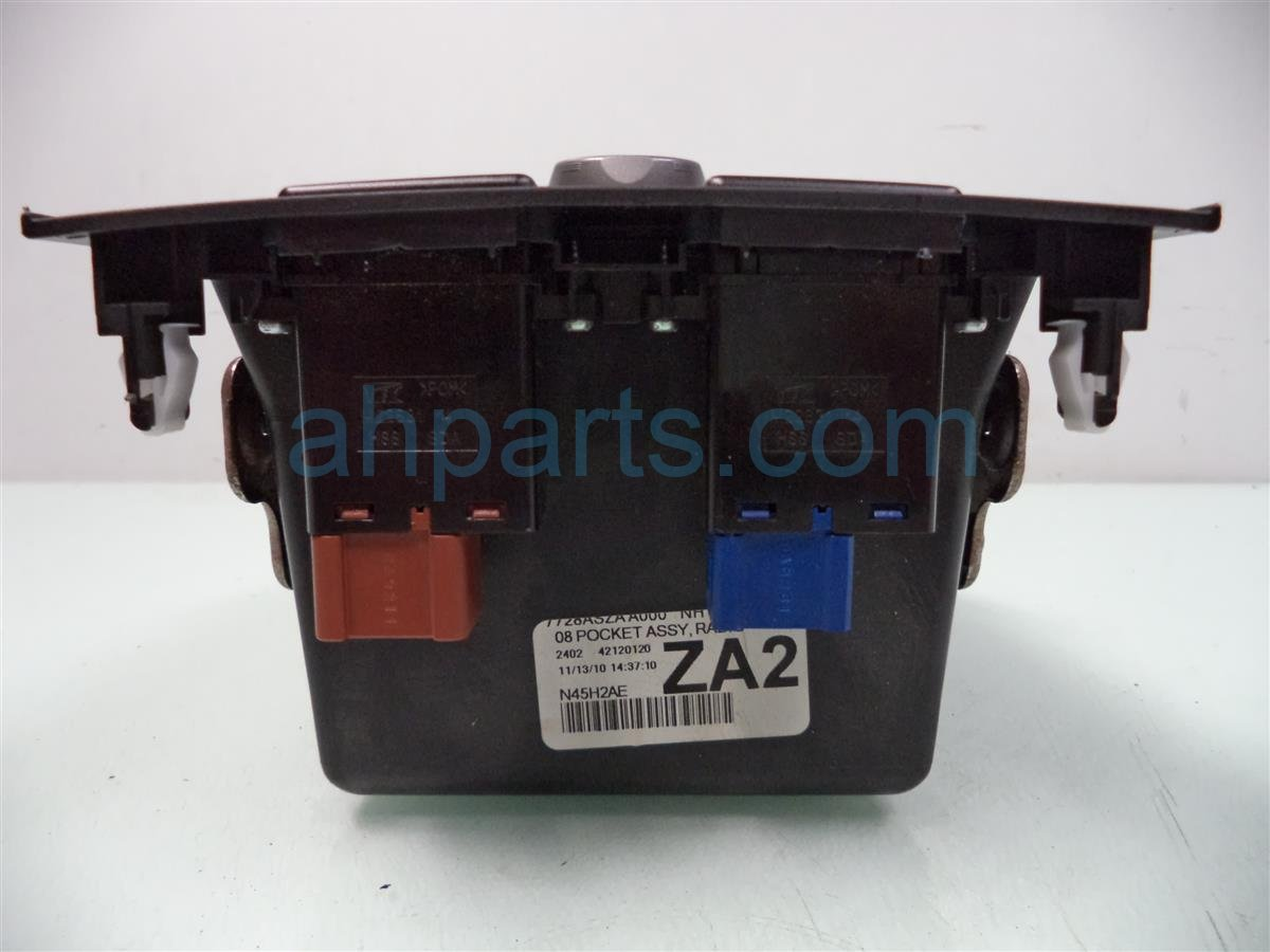 2011 Honda Pilot NAVIGATION CONTROL SWITCH PANEL 39050 SZA A01 39050SZAA01 Replacement