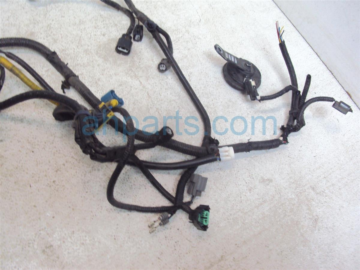 2009 Honda Accord LEFT CABIN WIRE HARNESS CUT PLUGS 32120 TE1 A01 32120TE1A01 Replacement