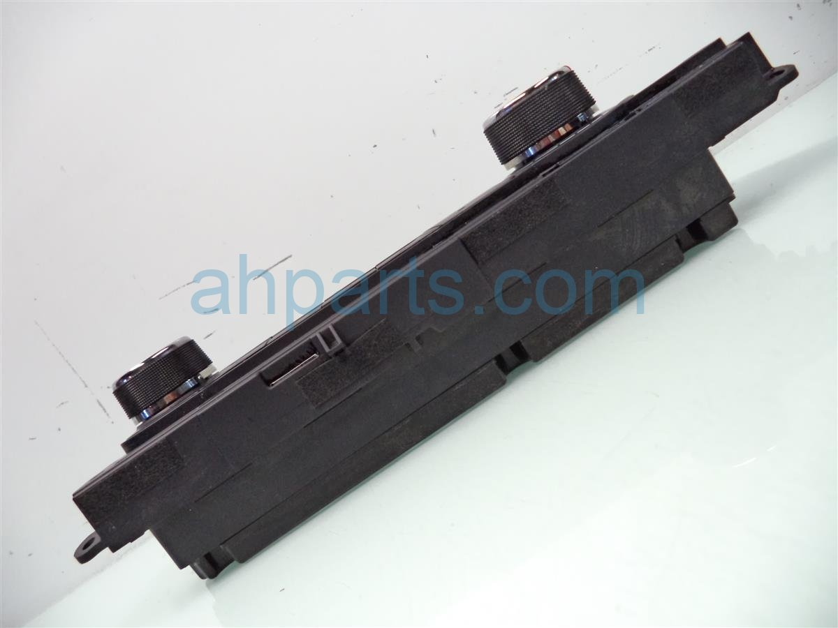 2013 Honda Civic Temperature Climate HEATER AC CONTROL ON DASH 79500 TR6 A01ZB 79500TR6A01ZB Replacement