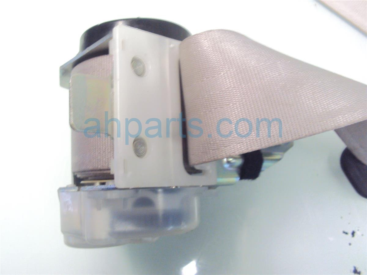 2007 Acura TL REAR CENTER MIDDLE SEAT BELT 04823 SEP A01ZK 04823SEPA01ZK Replacement