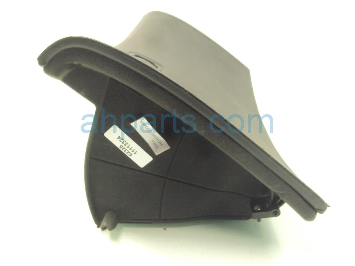 2007 Acura TL Compartment GLOVE BOX BLACK SMALL TARE 77520 SEP A03ZA 77520SEPA03ZA Replacement