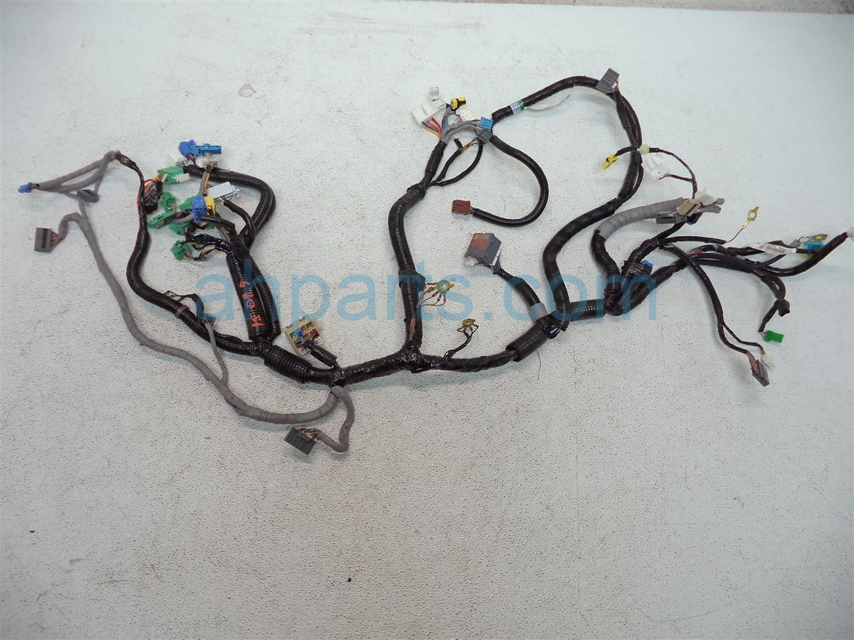 2013 Honda Civic INSTRUMENT HARNESS 32117 TR0 A01 32117TR0A01 Replacement