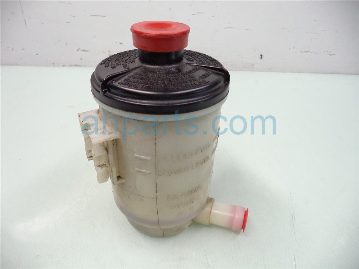 2011 Acura MDX Power steering bottle Replacement