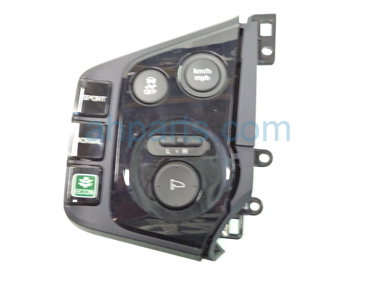 2011 Honda CR Z Power Window Control MODE SWITCH PANEL 35720 SZT A01ZA 35720SZTA01ZA Replacement