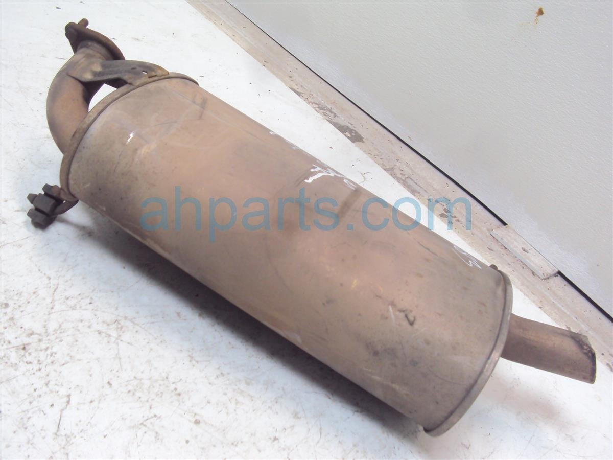 2001 Honda Accord EX MUFFLER BENT TIP 18030 S84 A11 18030S84A11 Replacement