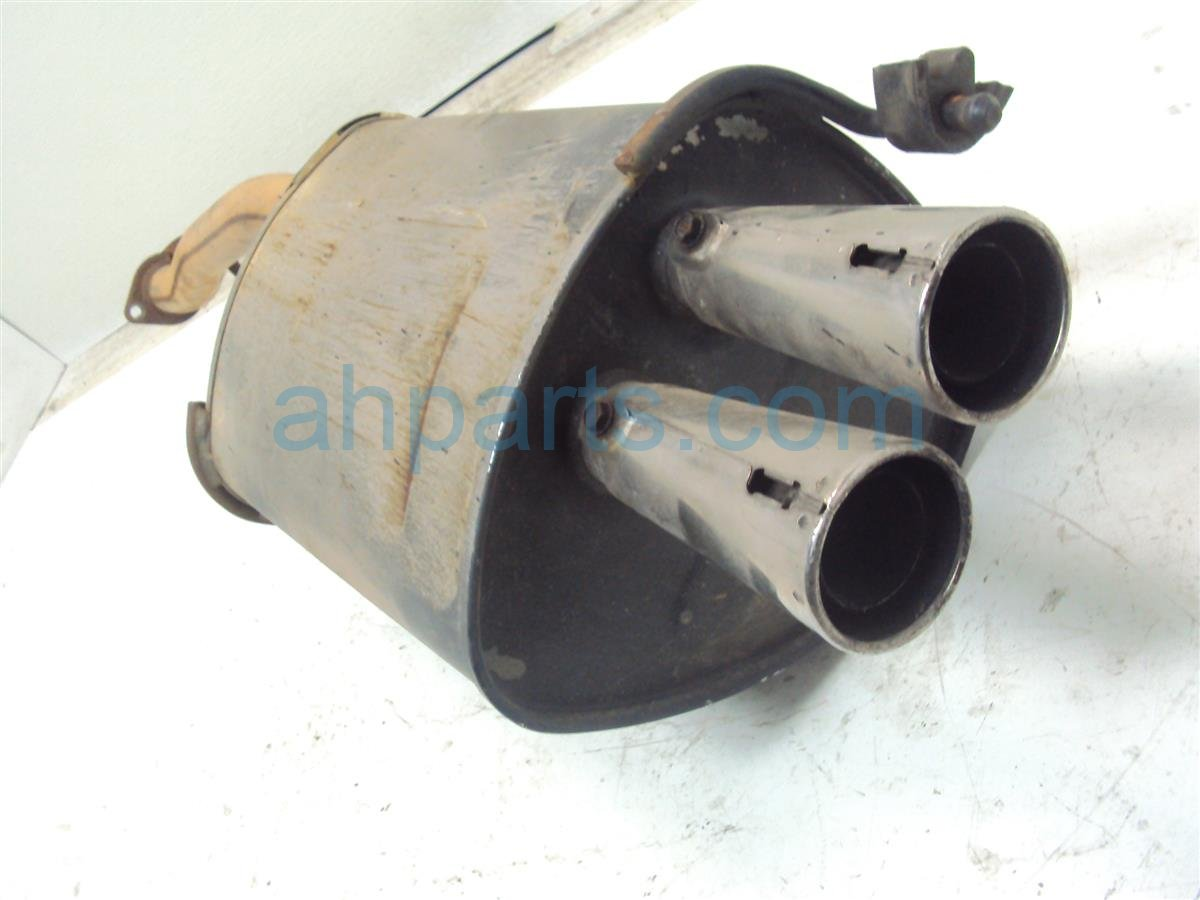 1996 Honda Prelude EX MUFFLER DENTED PRETTY BADLY 18030 SS0 506 18030SS0506 Replacement