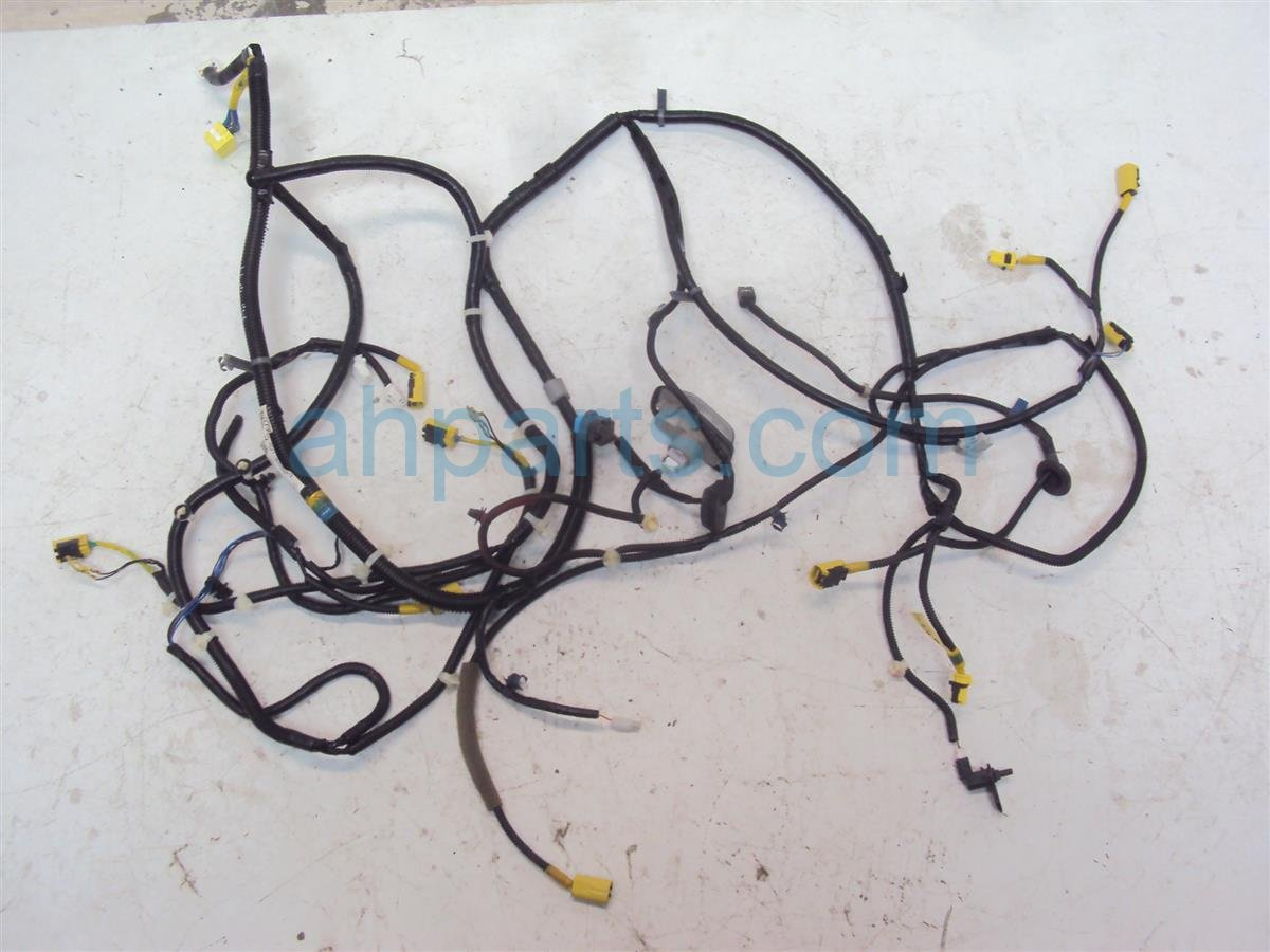2011 Honda CR Z CENTER FLOOR WIRE HARNESS 77962 SZT A10 77962SZTA10 Replacement