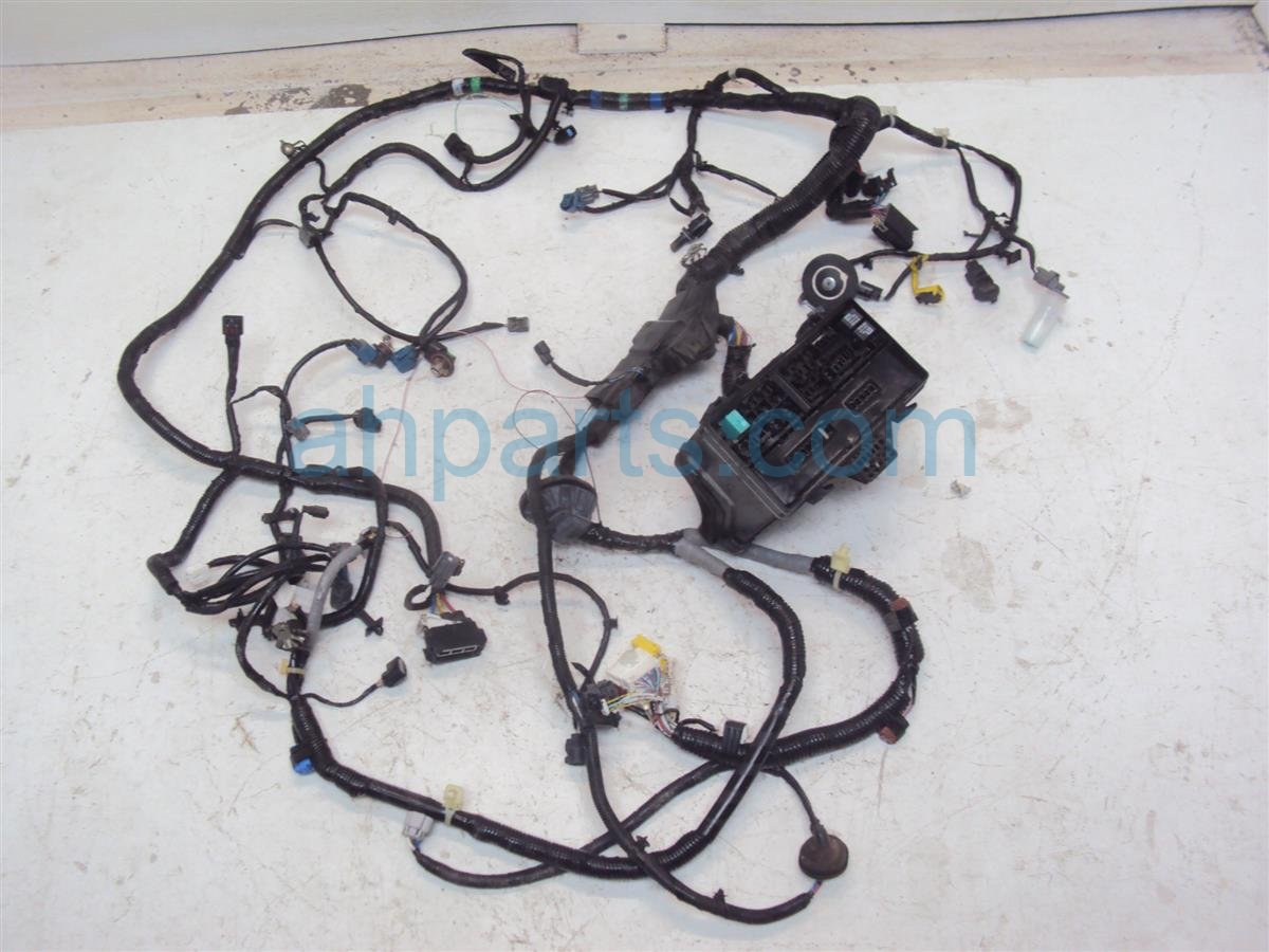 2011 Acura MDX Righ cabin harness has cut plugs dam 32100 STX D00 32100STXD00 Replacement