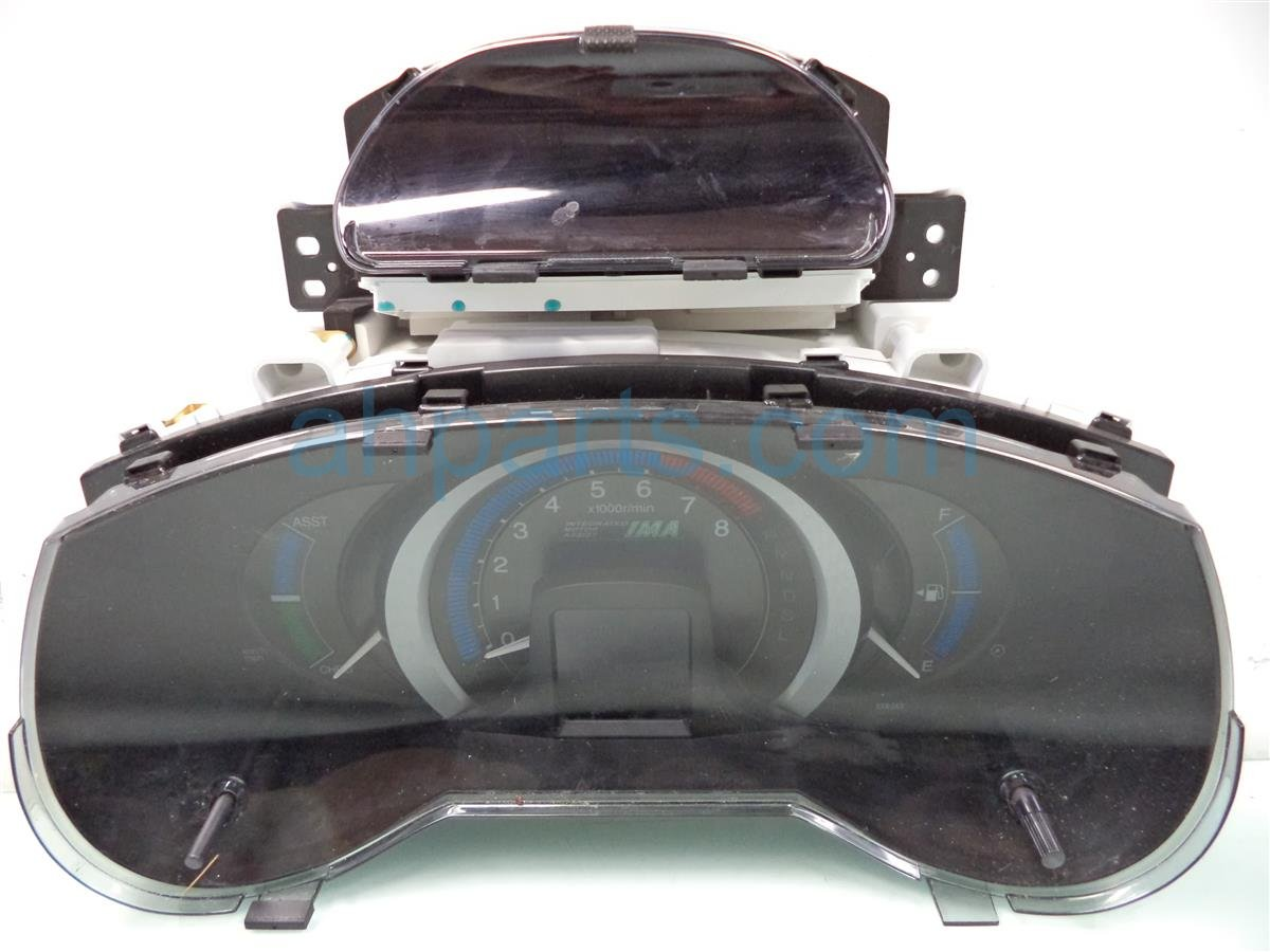2011 Honda Insight Speedometer Instrument Gauge Cluster COMBINATION METER ASSY 78100 TM8 A04 78100TM8A04 Replacement