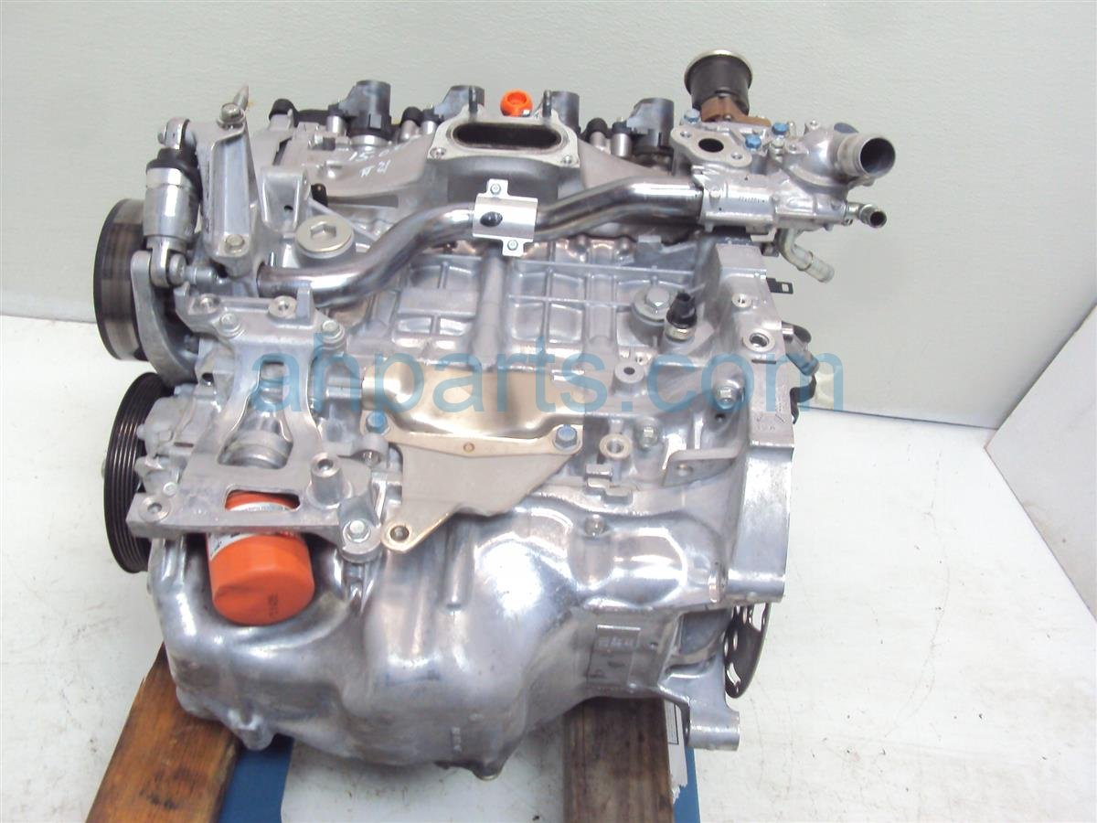2013 Honda Civic MOTOR ENGINE MILES 61787 WRNTY 3 Replacement