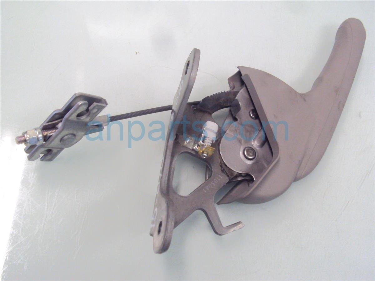2011 Honda Insight P BRAKE LEVER GRAY A LITTLE DIRTY Replacement