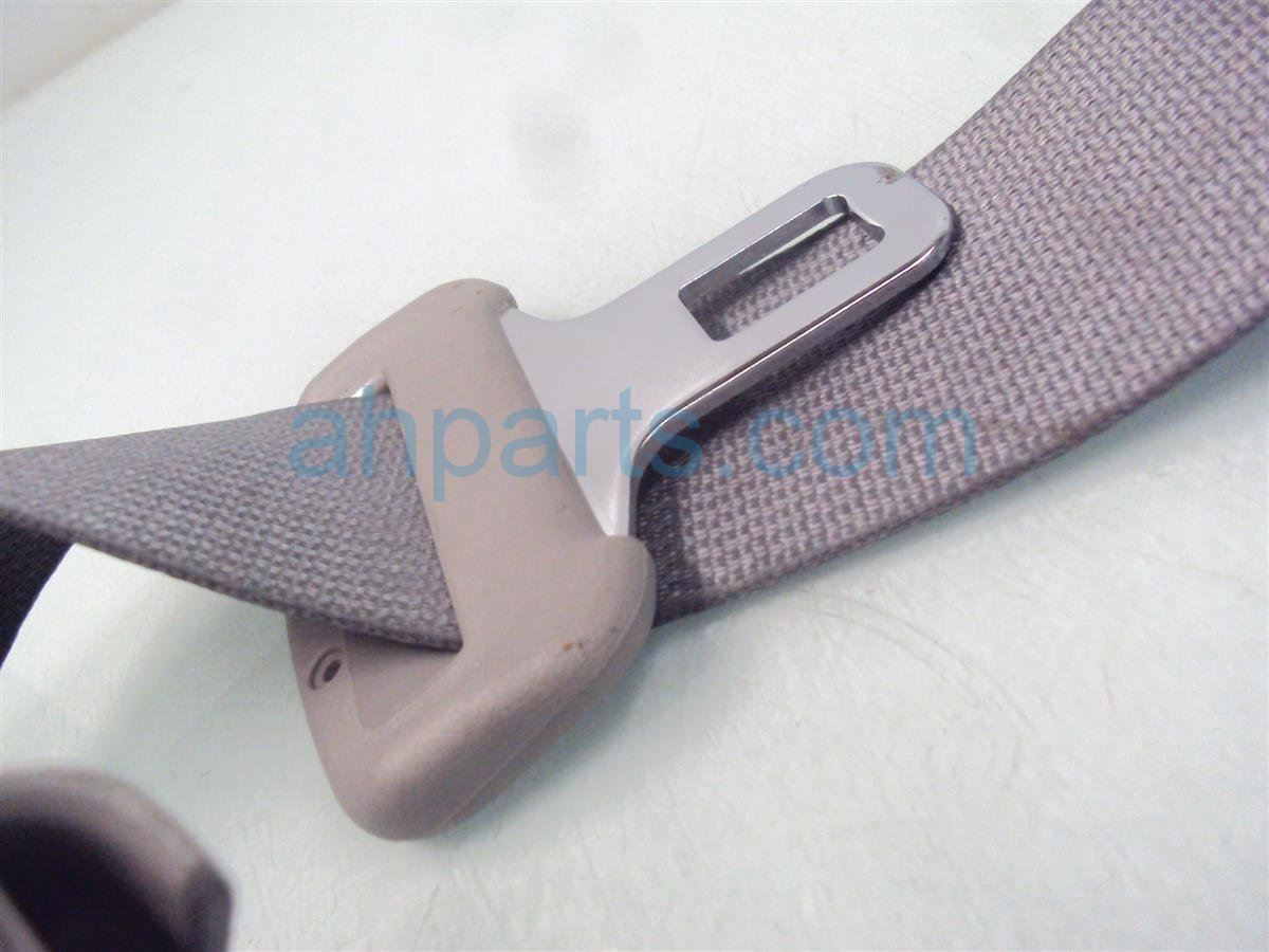 2011 Honda Insight Rear RR RIGHT SEAT BELT GRAY WORKS Replacement