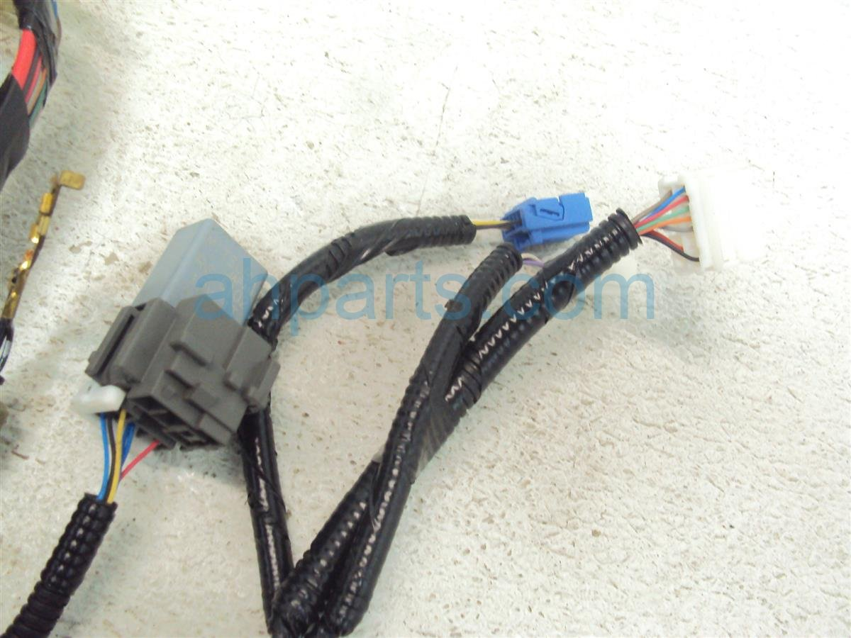 2011 Honda Insight INSTRUMENT HARNESS 32117 TM8 A01 32117TM8A01 Replacement