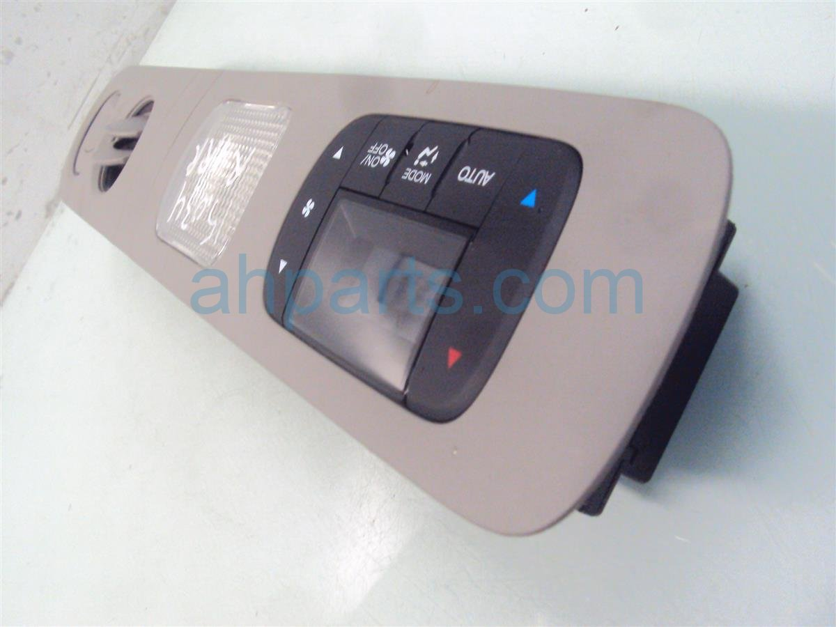 2012 Honda Odyssey Temperature AC heater Roof outlet with climate controls 79650 TK8 A41ZA 79650TK8A41ZA Replacement