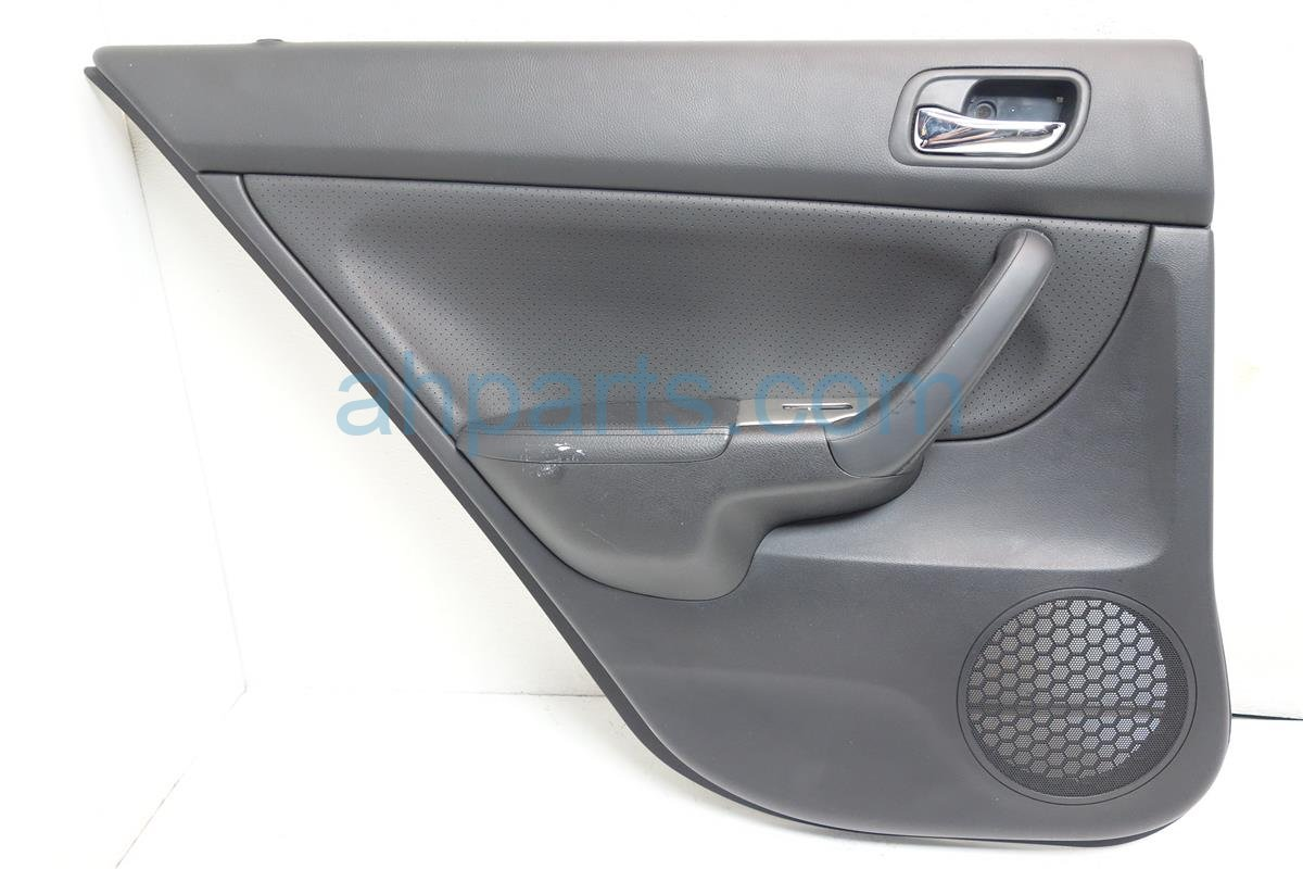 2008 Acura TSX Rear driver DOOR PANEL TRIM LINER blk 83754 SEC A01ZB 83754SECA01ZB Replacement