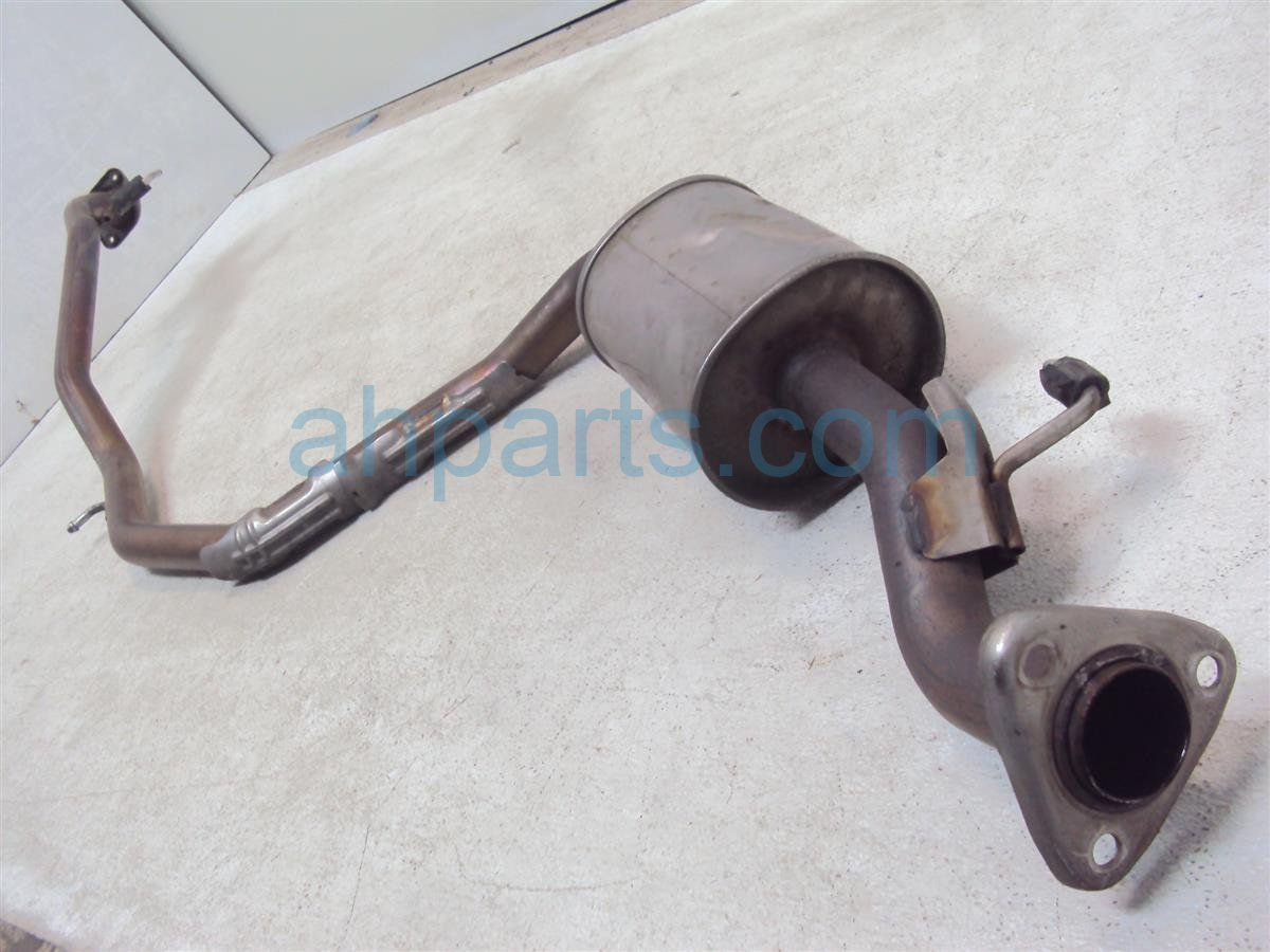 2011 Honda CR Z EXHAUST PIPE B 18220 SZT 003 18220SZT003 Replacement