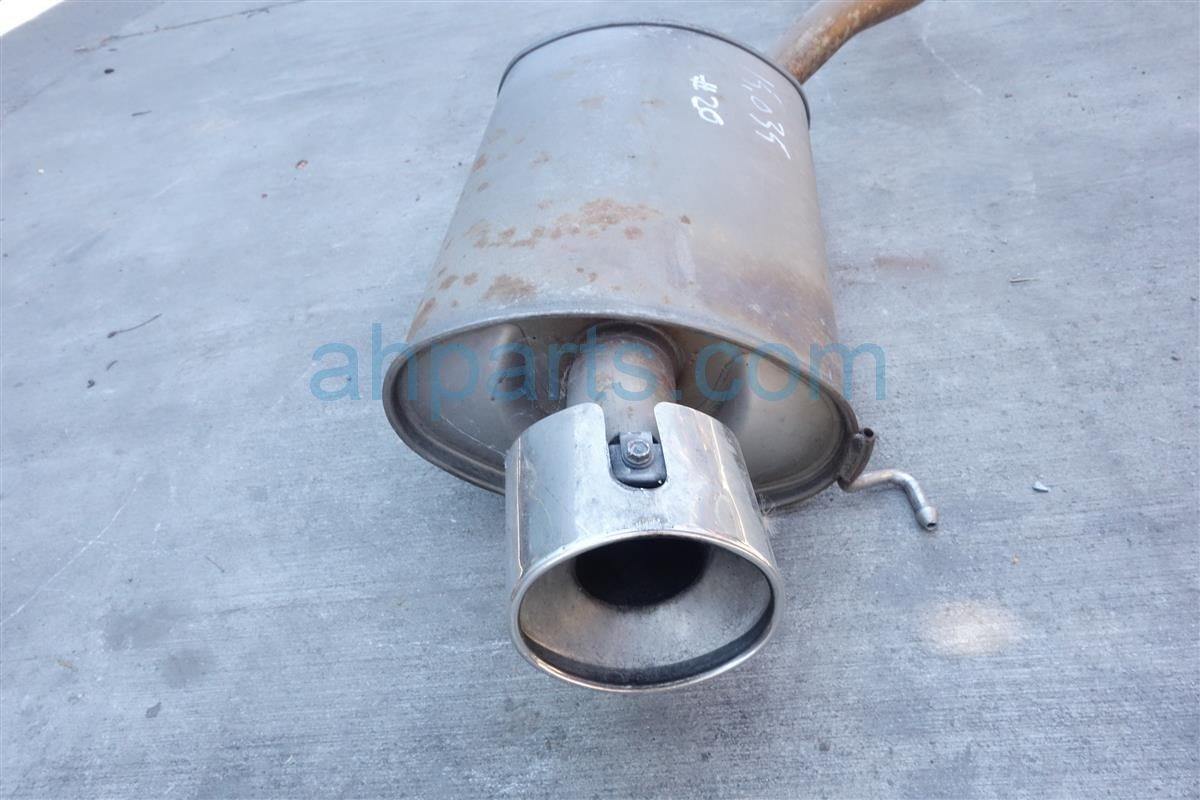 2011 Honda Accord EXHAUST PIPE MUFFLER 18307 TA5 A1 18307TA5A1 Replacement