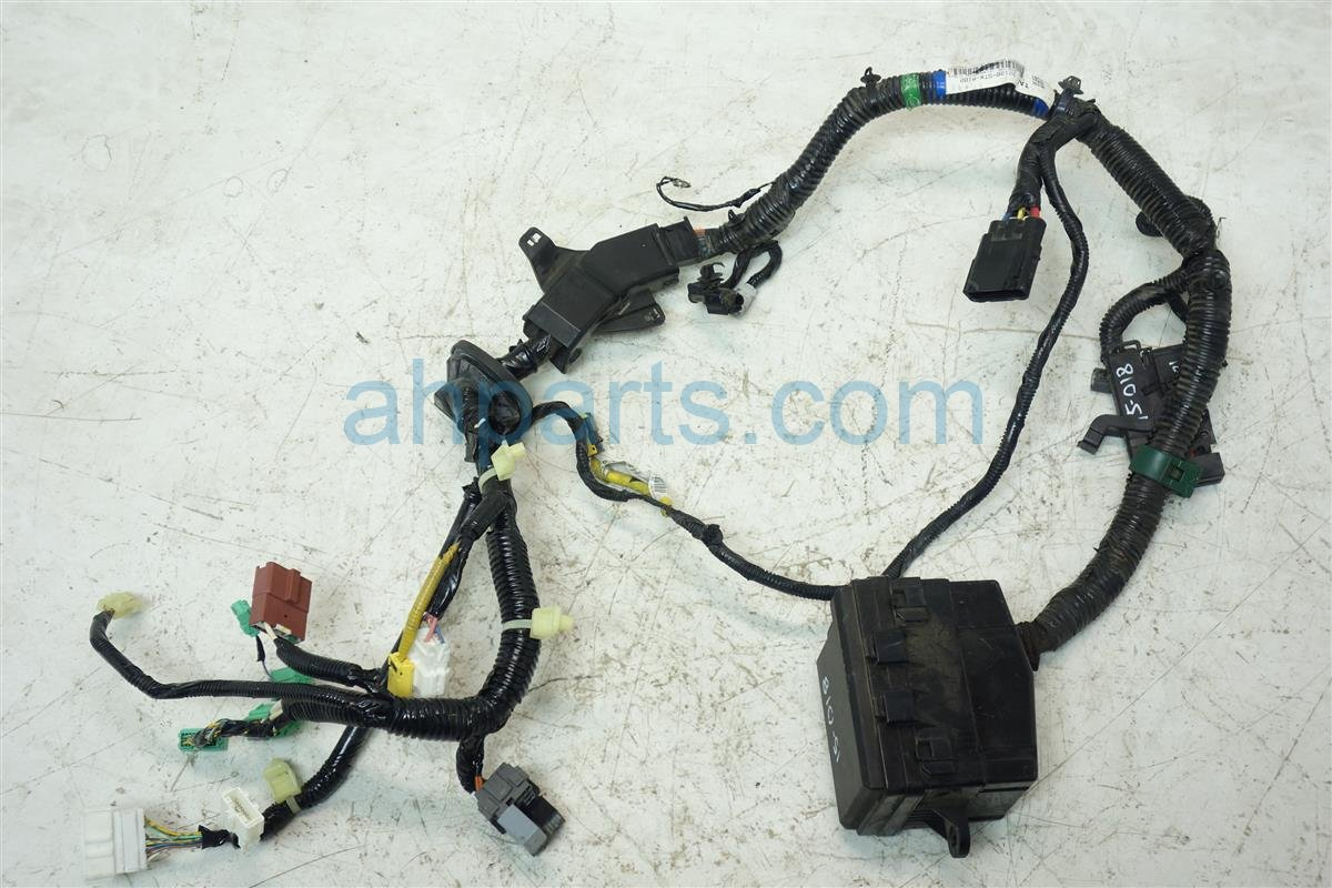 2007 Acura Mdx Wiring Harness Custom Diagram 03 Rsx Type S Left Cabin Wire 32120 Stx A1 Rh Ahparts Com 2005 Drivers Door