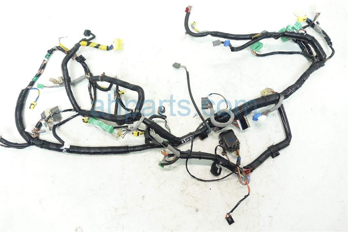 2012 Honda Odyssey INSTRUMENT HARNESS CUT 32117 TK8 A11 32117TK8A11 Replacement