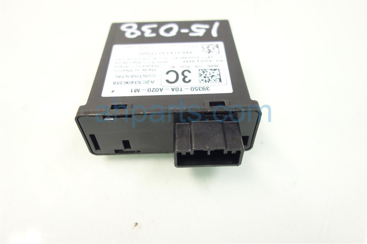 2012 Honda CR V TPMS CONTROL UNIT 39350 T0A A02 39350T0AA02 Replacement