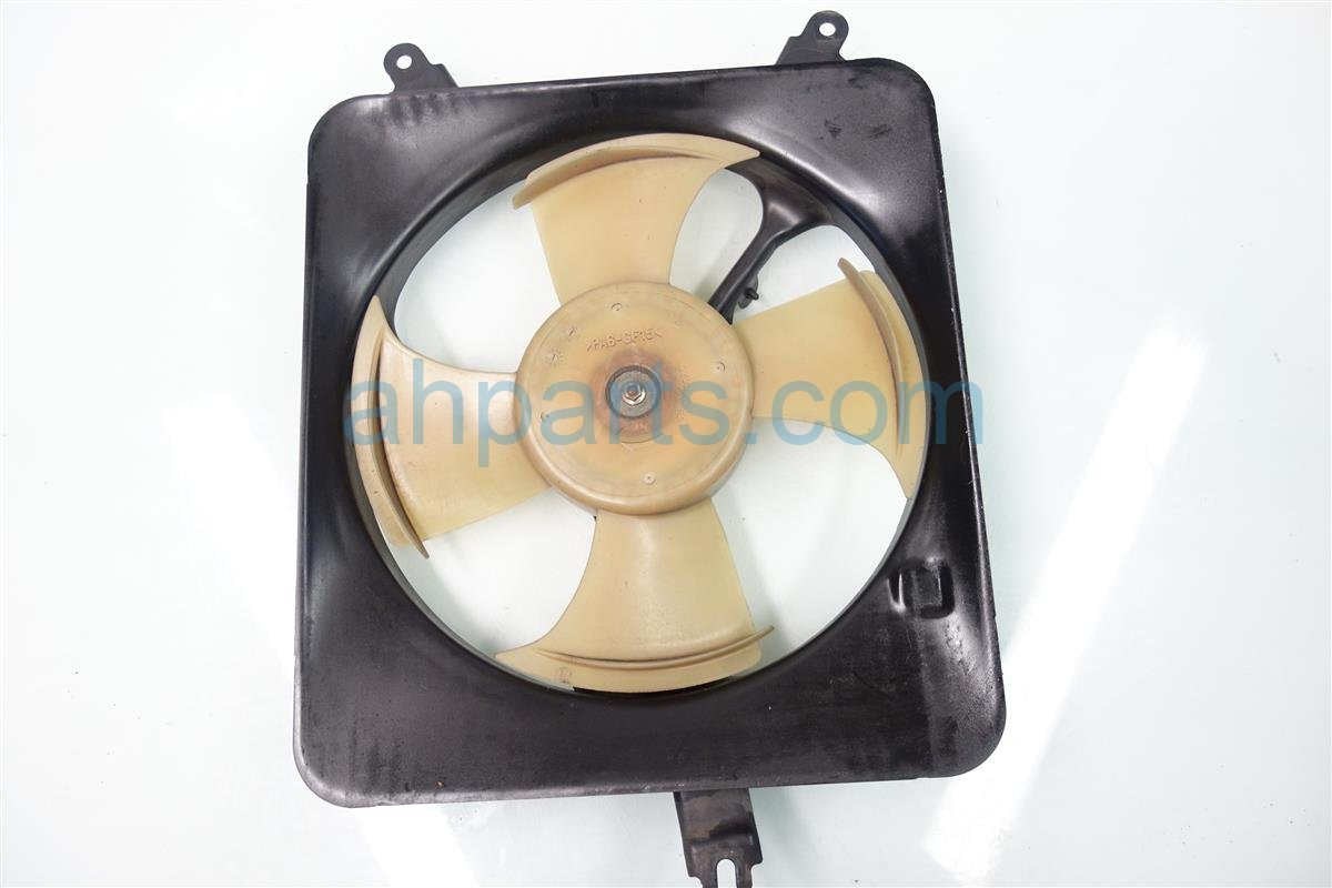 1999 Honda Prelude Cooling AC FAN ASSEMBLY 38616 PAA A01 38616PAAA01 Replacement